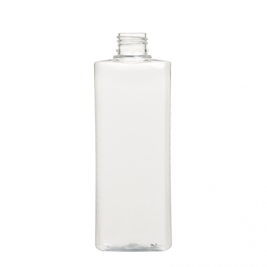 Plastic PET Shampoo Bottles