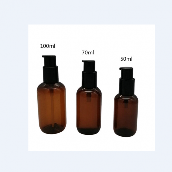 50ml  70ml  100ml garrafas pet vazias